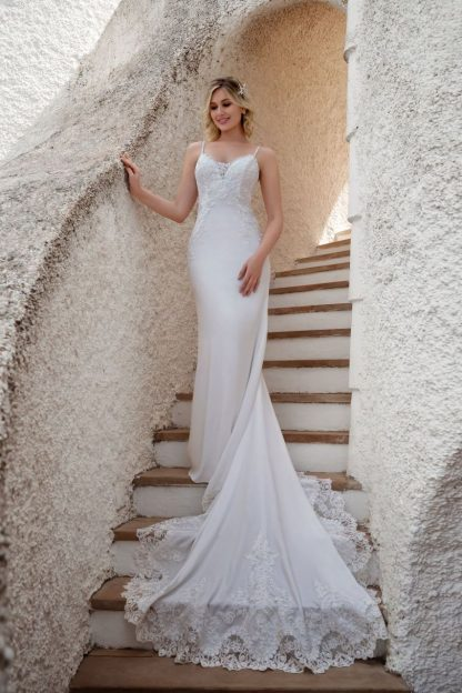20105-D6 Crepe+Tulle