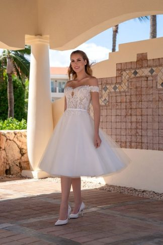 20157S-D7 Satin+Tulle+Lace