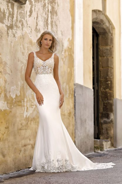 10059-K3 Tulle+Crepe
