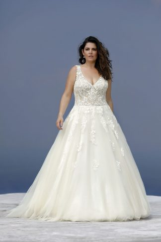 30022W-D8 Tulle