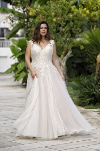 30024W-D8 Tulle