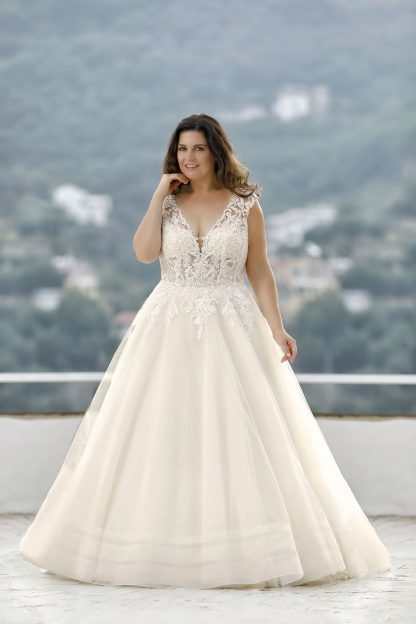 30031W-D8 Tulle
