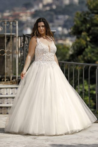 30033W-D8 Tulle