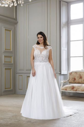 30034W-D9 Tulle