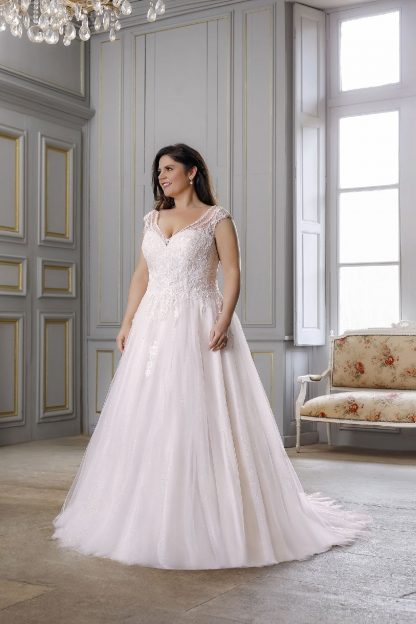 30040WU-D9 Tulle