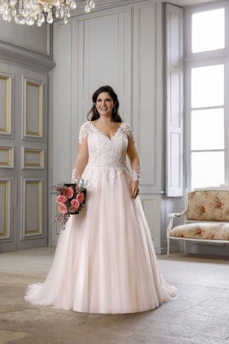 30042W-D9 Tulle