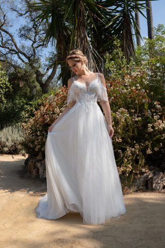 40030-D11-SY Tulle