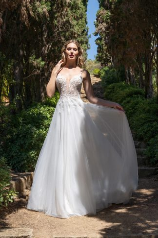 40037-D11-SY Tulle