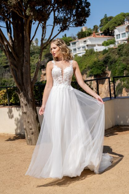 40039-D11-SY Tulle
